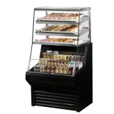 Open Refrigerated Display Case