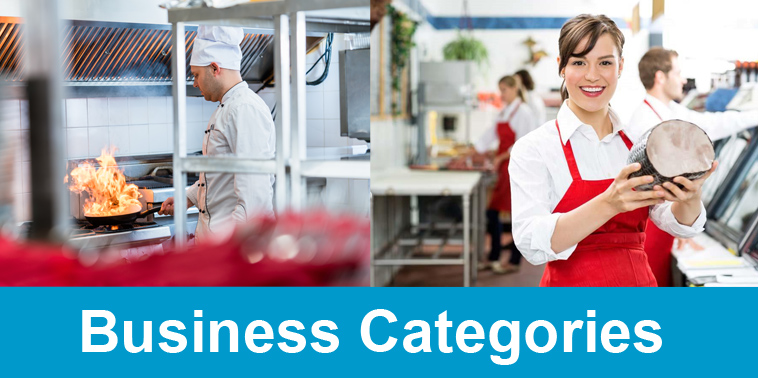 Business Type Restaurant Products