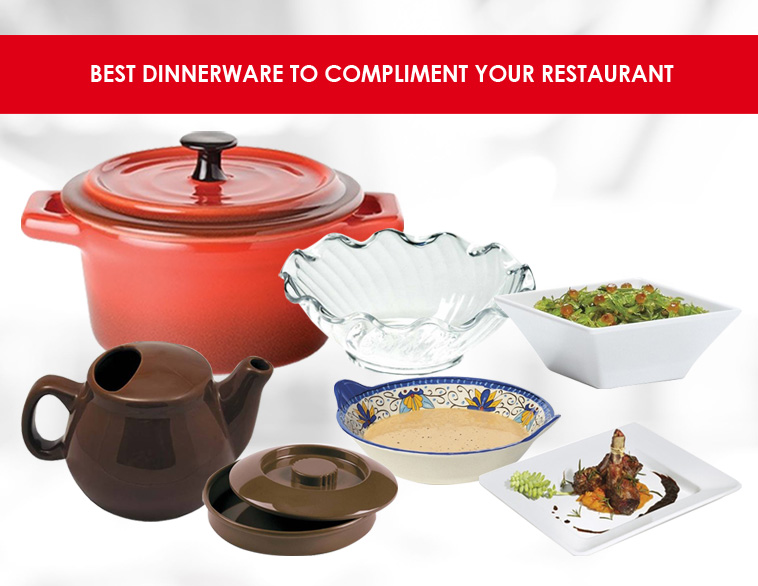 Commercial Restaurant Dinnerware