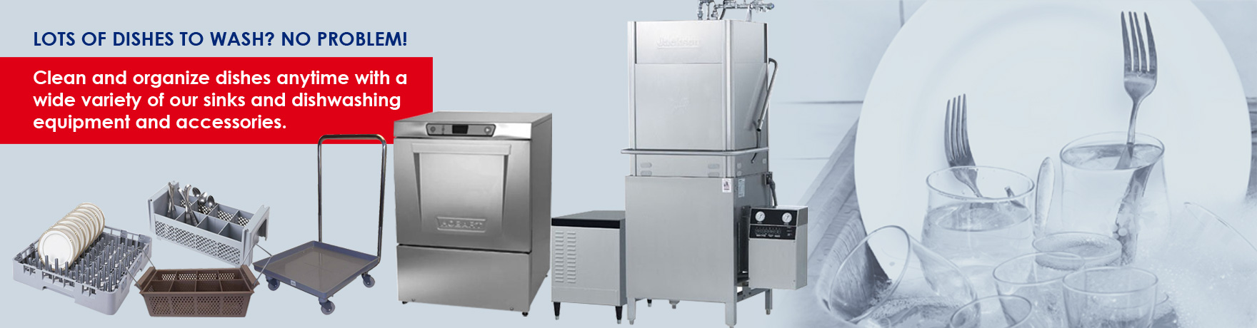 Commercial Dishwasher Equipment