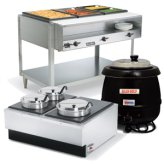 Food Holding Equipment & Warming