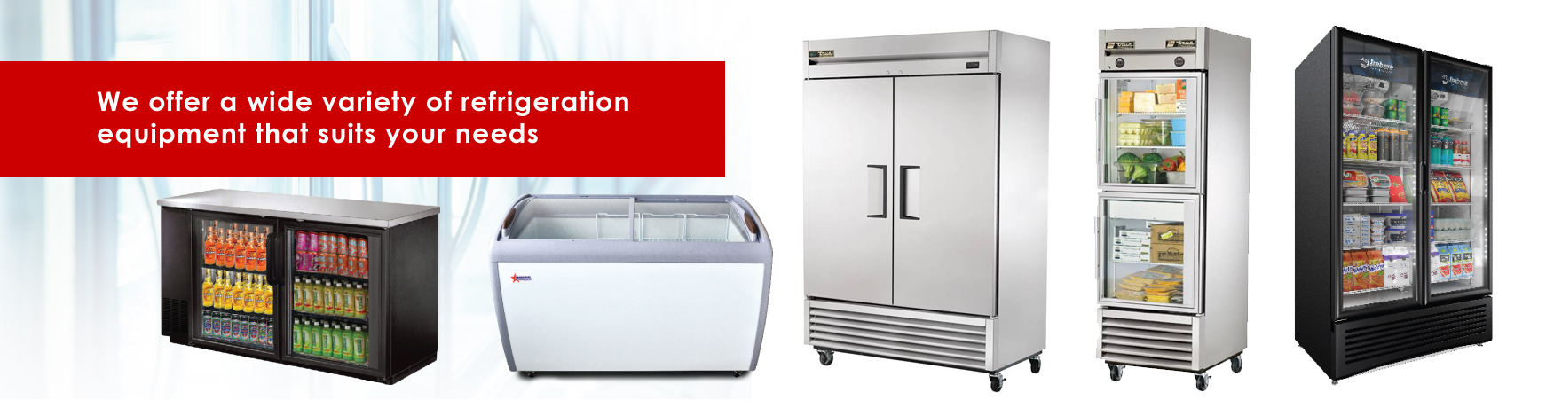 Restaurant Refrigeration Equipment