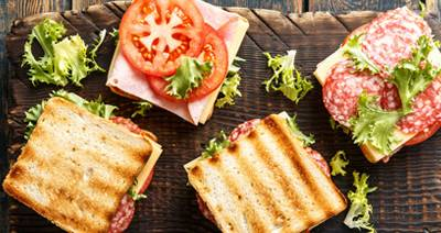 Selecting a Panini Grill for Your Restaurant