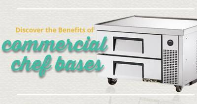 Discover the Benefits of Commercial Chef Bases