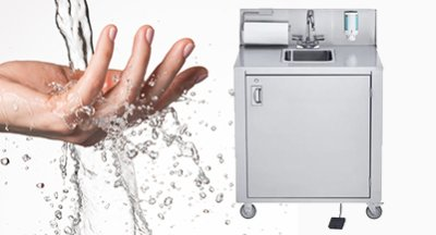 Portable Sinks: Their Many Uses & Benefits