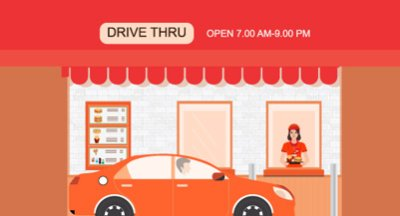 Modernizing Drive Thru Offerings & Increasing Pickup Orders