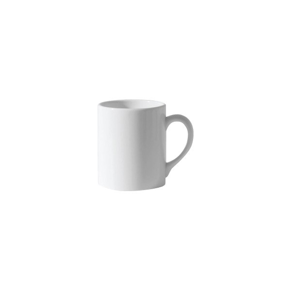 Coffee Mug Best Value Continental Plain White 10 Oz 24 Case 05ccpwd 043