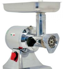 REFURBISHED -MEAT GRINDER #22 ALUMINUM 1.5 HP/1119 W 110V/60/1 cQPSus | Refurbished Products | Zanduco US