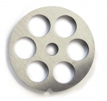 "#12  Grinder Plate - Hubless 3/4"" 18mm One Notch/ Round 