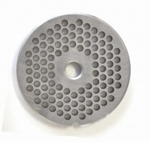 "#22  Grinder Plate - Hubless 3/16"" 4.8mm One Notch/ Round 