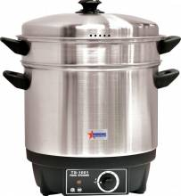 17 L Food Steamer/Boiler | Kitchen Equipment | Zanduco US