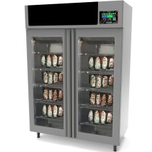 "Stagionello Evo 200 kg Cabinet with ClimaTouch and Fumotic - 57 1/2"" STG200TF0"