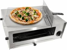 Zanduco Countertop Stainless Steel Pizza Oven 120V | Kitchen Equipment | Zanduco US