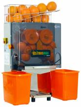 Citrus Max Orange Juice Extractor 20 Oranges per Minute Stainless Steel