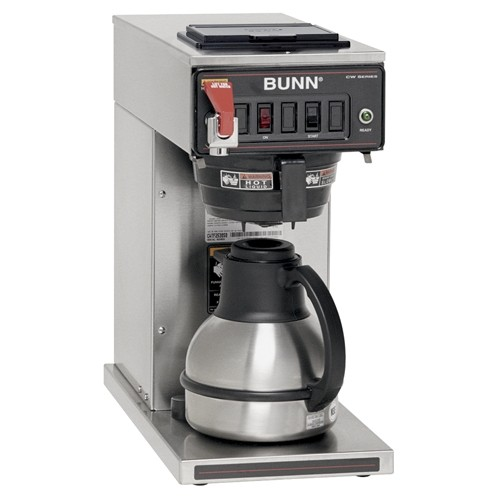 Bunn Thermal Carafe Automatic Coffee Brewer Pour Overs & Automatics Zanduco US