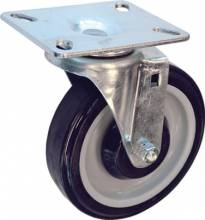 "5"" Rotating Stocking Cart Caster 