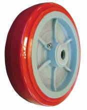 "6"" Polypropylene and Polyurethane Utility Cart Caster 