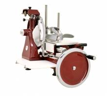 Volano Manual Slicer with 250mm Blade and Standard Flywheel | Kitchen Equipment | Zanduco US