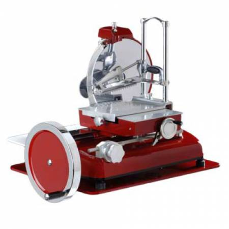 Volano Manual Slicer with 350mm Blade and Standard Flywheel | Kitchen Equipment | Zanduco US