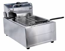 220 V Single Table Top Electric Fryer | Restaurant Equipment | Zanduco US