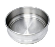 Zanduco 96 oz Aluminum Dough Pan | Kitchen Equipment | Zanduco US