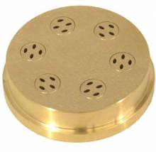 #17 Pasta Die Brass for item 13364 Pasta Machine | Kitchen Equipment | Zanduco US