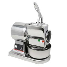 European Stainless Steel Cheese Grater with 0.5 HP and Micro-Switch | Kitchen Equipment | Zanduco US