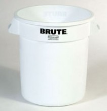 Rubbermaid 2610 BRUTE™Container without Lid | Janitorial Supplies  | Zanduco US