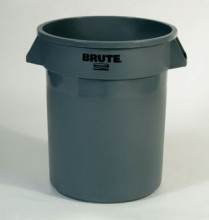 Rubbermaid 2632 BRUTE™Container without Lid | Janitorial Supplies  | Zanduco US
