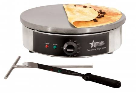 "16"" Round Crepe Maker 