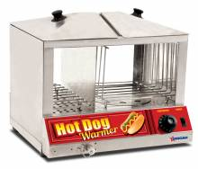 Hotdog Steamer and Bun Warmer with Tempered Glass | Kitchen Equipment | Zanduco US