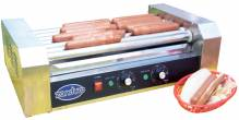"Hotdog Roller with 7 Rollers (14"" Long) 