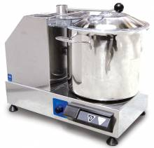 9 QT Small Bowl Processor with 2 Motors | Kitchen Equipment | Zanduco US