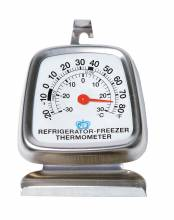 Discontinued - Johnson Rose Thermometer Fridge/Freezer F+C 30301 | Smallwares | Zanduco CA