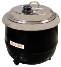 13.7 QT Large Capacity Soup Kettle | Restaurant Equipment | Zanduco CA