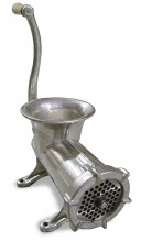 #32 Cast Iron Manual Meat Mincer | Kitchen Equipment | Zanduco US
