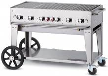 "Crown Verity 48"" Natural Gas Mobile Grill MCB-48-NG 