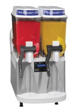 Bunn ULTRA-2 AF Liquid Auto Fill White 2 Bowl Slush / Frozen Drink Machine, 3 Gallon | Bar Service & Tablewares | Zanduco US