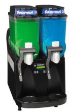 Bunn ULTRA-2 HP -Manual Fill Black 2 Bowl Slush / Frozen Drink Machine, 3 Gallon | Bar Service & Tablewares | Zanduco US