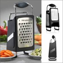 Box Grater Microplane   34006 | Smallwares | Zanduco CA