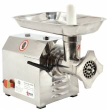 #12 Economical Stainless Steel Meat Grinder | Restaurant Equipment | Zanduco US