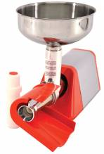 0.33 HP Tomato Squeezer with Plastic Cover | Kitchen Equipment | Zanduco US