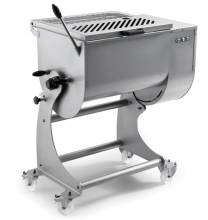 Heavy Duty Stainless Steel Meat Mixer with 80 kg Capacity | Kitchen Equipment | Zanduco US