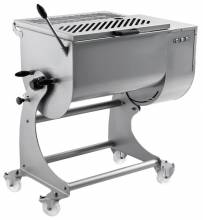 Heavy Duty Stainless Steel Meat Mixer with 120 kg Capacity | Kitchen Equipment | Zanduco US