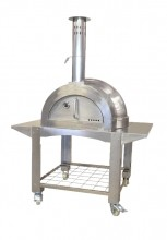 Stainless Steel Wood Burning Oven | Kitchen Equipment | Zanduco CA