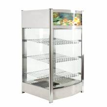 "18"" Elite Series Hot Display Case with 97L Capacity 