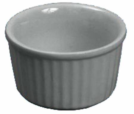 3.5 oz Ramekin Ceramic Fluted 4013 | Ramekins & Sauce Cups | Zanduco CA