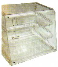 Pastry Display 3 Tray Rear Door 41703 | Smallwares | Zanduco US