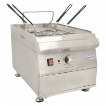 9 Litre Countertop Electric Pasta Cooker - Single Tank - 3600 W | Restaurant Equipment | Zanduco US
