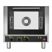 EKFA312M Countertop Electric Convection Oven - Half Size 3 Shelves Capacity - 240V 2.9kW | Kitchen Equipment | Zanduco US